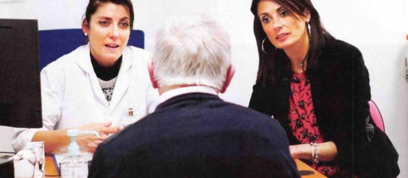 Anciens patients, nouveaux soignants