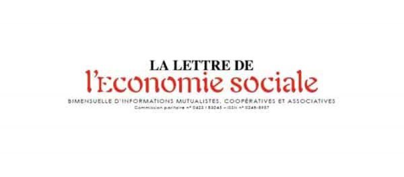 Lettre de l'économie sociale