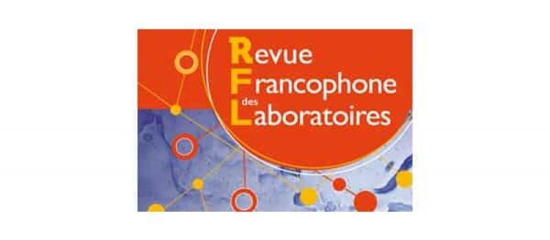 Revue francophone des laboratoires